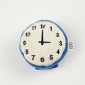 MoL(モル) 時計型ラトル BABY TICK TUCK ブルー 0才~◆