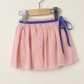 【在庫処分セール50%OFF】D.fesense(ディーフェセンス)メッシュスカート付きブルマ ピンク M(〜90cm)