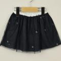 【セール30%OFF】NAOMI ITO(ナオミイトウ) チュールスカート ブラック 80cm 90cm    【おまかせ配送で送料お得】