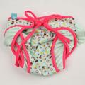 【サマーセール2018】Elly la Fripouille(エリーラフリップイユ) UVカット ベビー水遊び用おむつ型ブルマ Girl Nappy Swimwear Sweets ミント 6ヶ月-12ヶ月 12ヶ月-18ヶ月    【おまかせ配送で送料お得】
