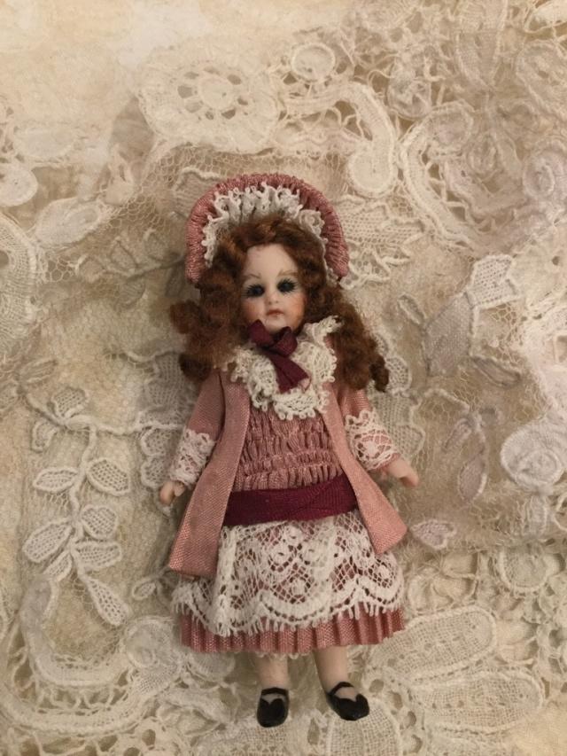 コートドレス ピンク