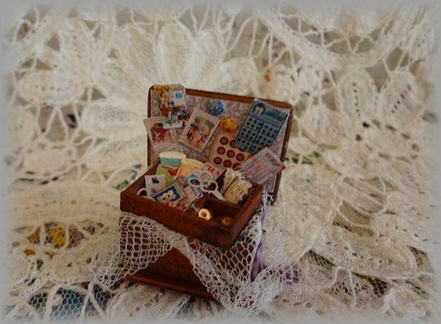 裁縫ボックス