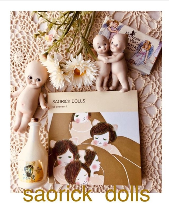 saorick dolls  アートブック So cinematic!