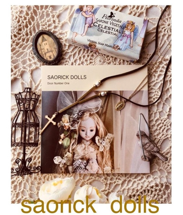 saorick dolls  アートブック Door number one  For  all day