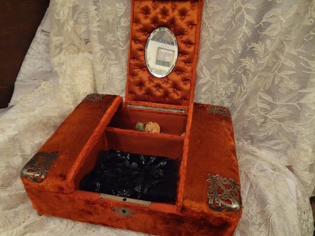 ナポレオンⅢ世時代の宝石箱