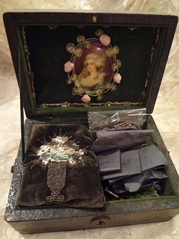 貴婦人の宝箱