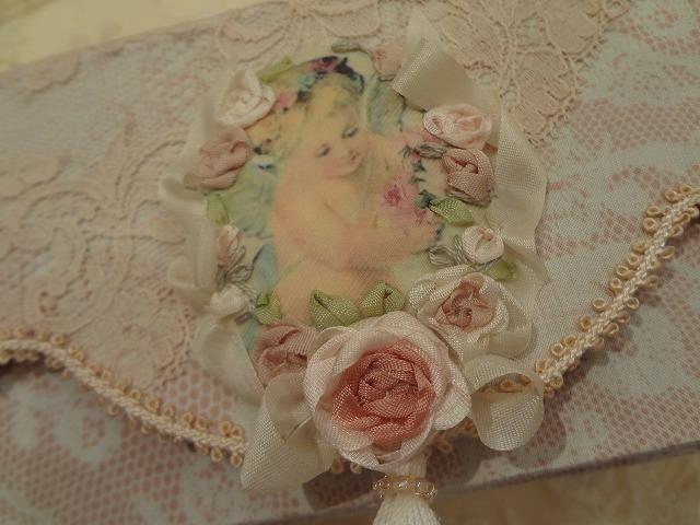 裁縫ボックス(バラ)