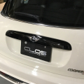 CLOS MINI F56/55 トランクリッドカバー ブラック
