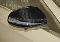 MIB メルセデスベンツSクラス/W222 Cクラス/W205 カーボンミラーカバー 右ハンドル車