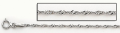 14金ホワイトゴールドシンガポールチェーン1.5mm幅 60cm」