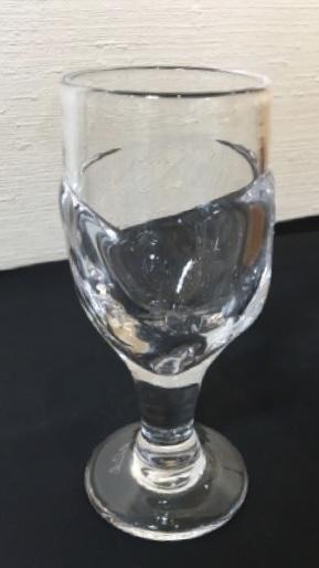 白石ガラス工房 ワイングラス
