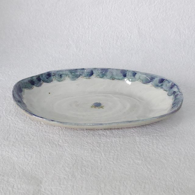 火音陶房 楕円皿