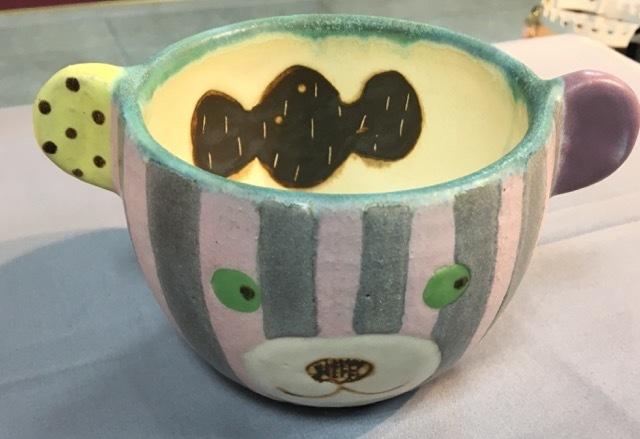 小林美風 クマ マグカップ