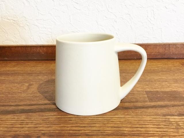 アイボリー マグカップ