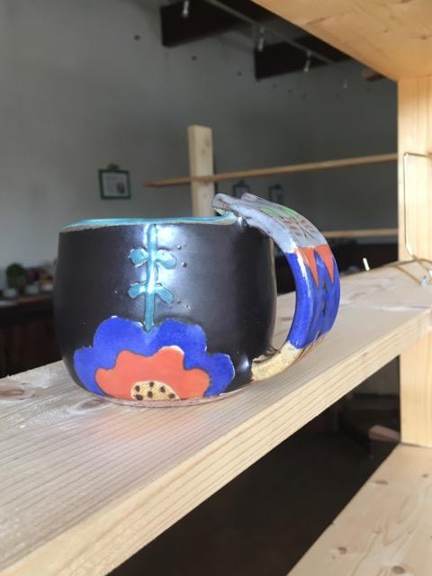 小林美風 猫マグカップ