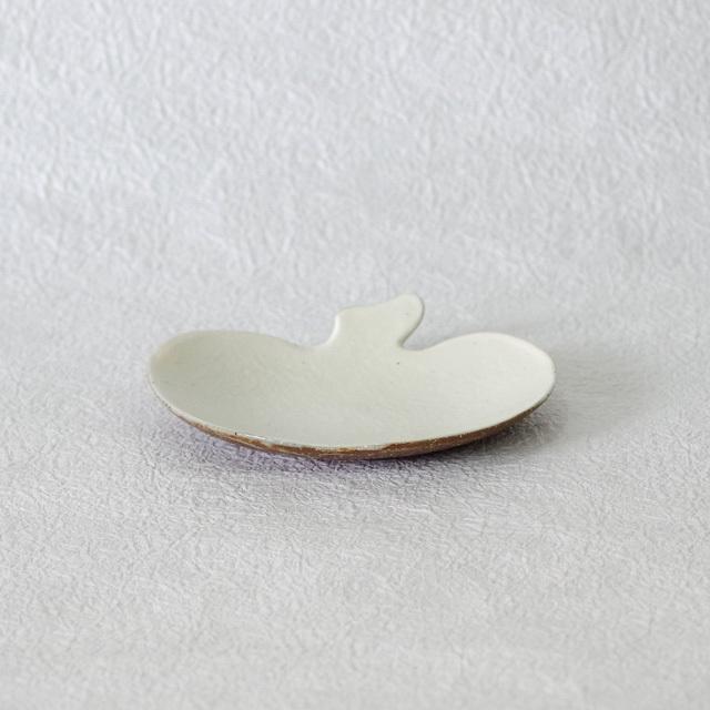 鉄散 りんご皿 中