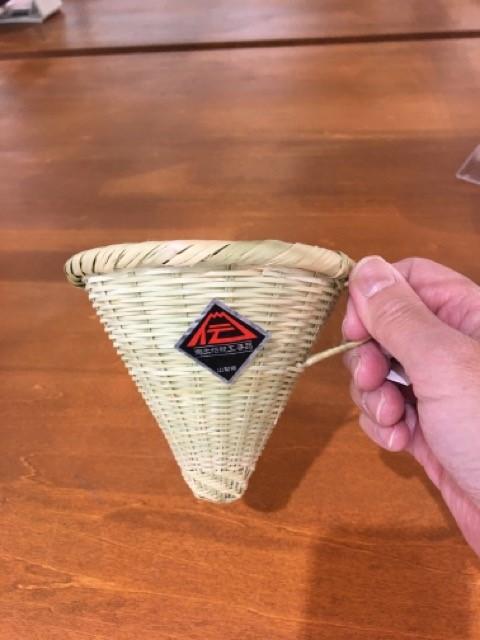 スズ竹 コーヒードリッパー