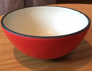 飯碗 赤大