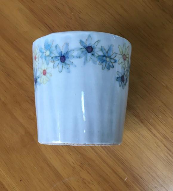 火音陶房 フラワー ロックカップ