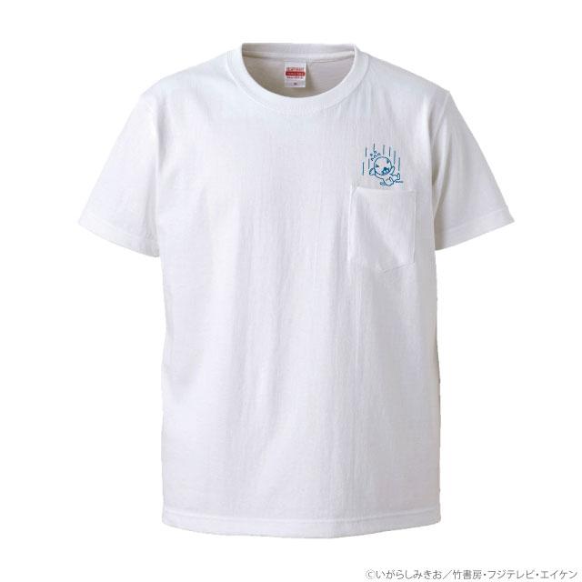 ぼのぼのポケットTシャツ04