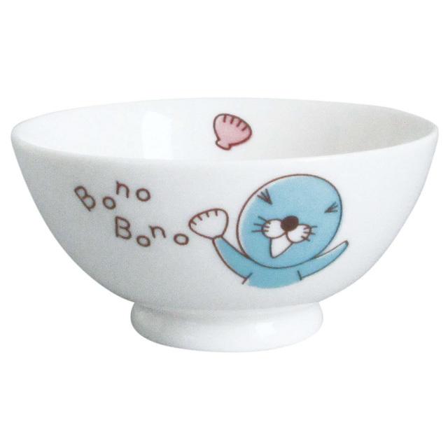 ぼのぼのシンプル 茶碗