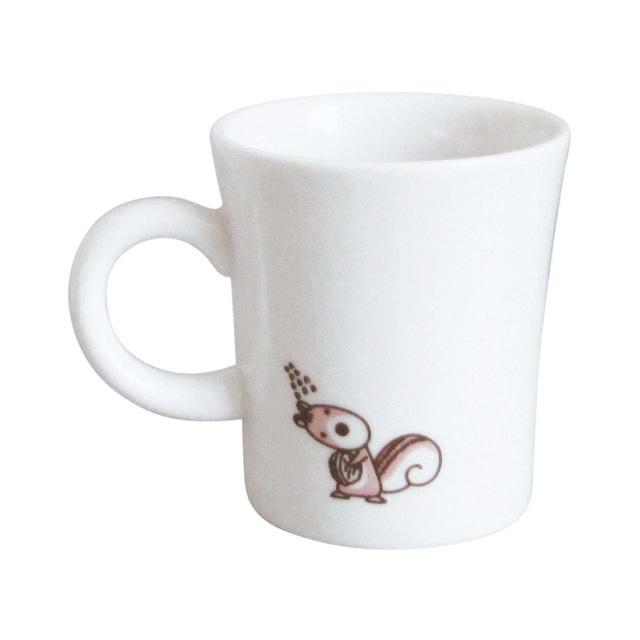 ぼのぼのシンプル マグカップ
