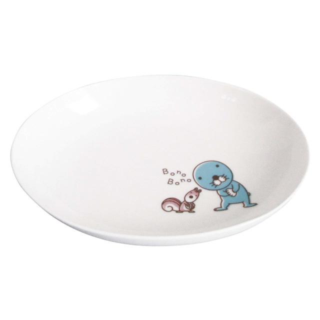 ぼのぼのシンプル カレー&パスタ皿