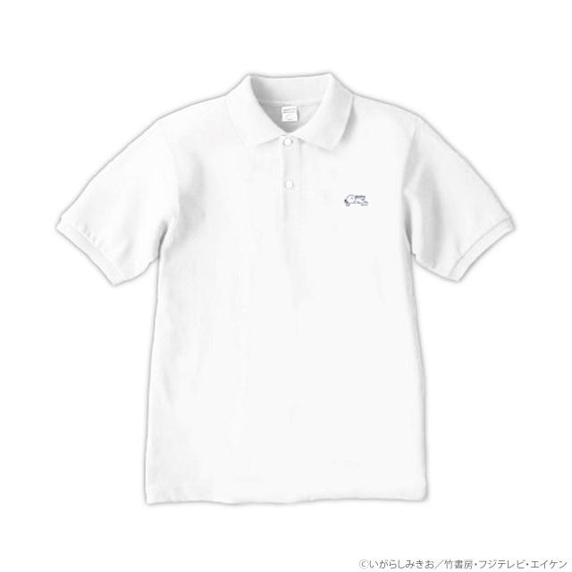 ぼのぼの ポロシャツ(シンプル)
