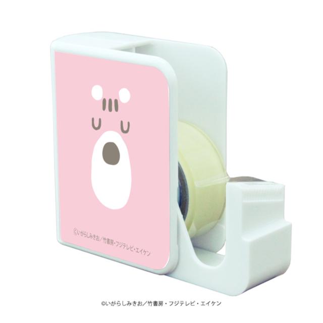 キャラテープカッター「ぼのぼの」03/シマリスくん(眠り顔)