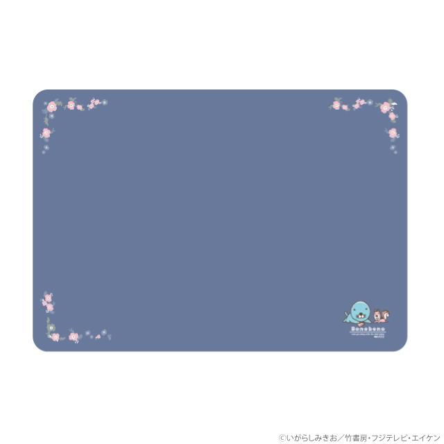 ぼのぼの ひざかけ/お花シンプル