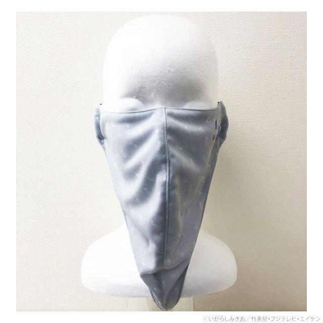 ぼのぼのマスクカバー お花
