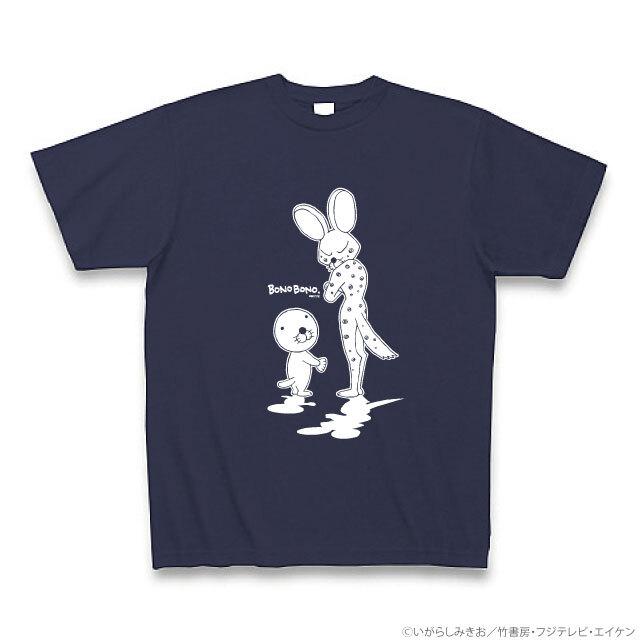 ぼのぼの&しまっちゃうおじさんTシャツ02