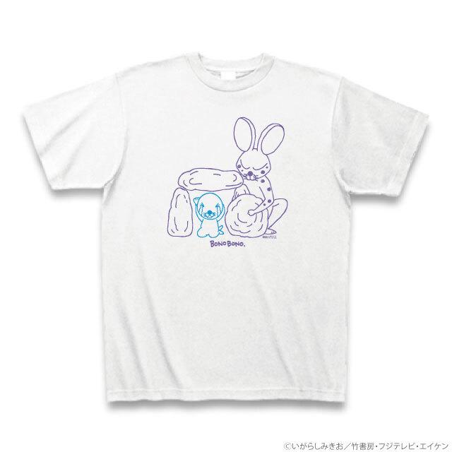 ぼのぼの&しまっちゃうおじさんソーラーTシャツ