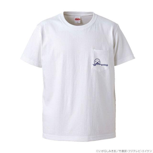 ぼのぼのポケットTシャツ02