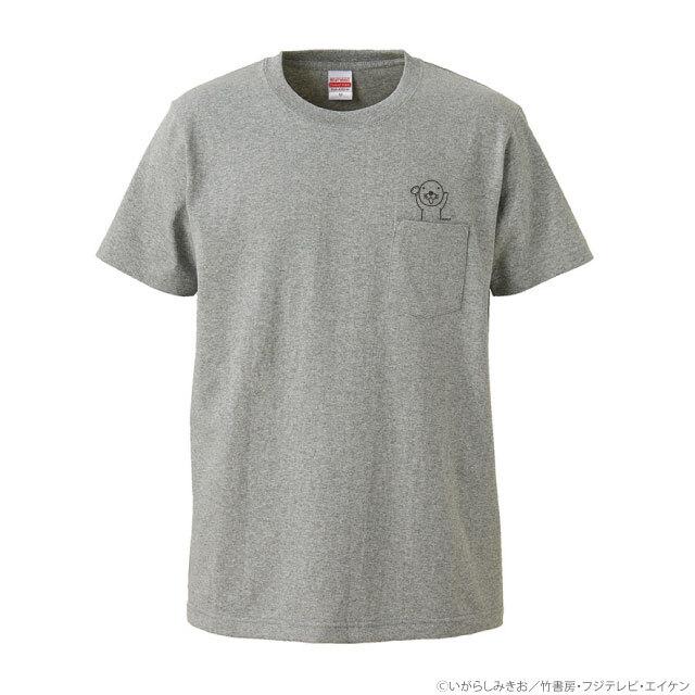 ぼのぼのポケットTシャツ03