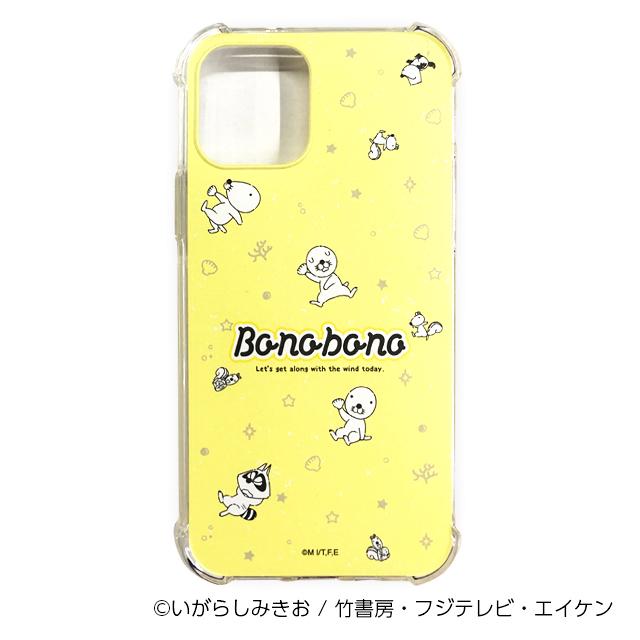 ぼのぼの iPhoneケース 総柄(iPhone12/12Pro用)
