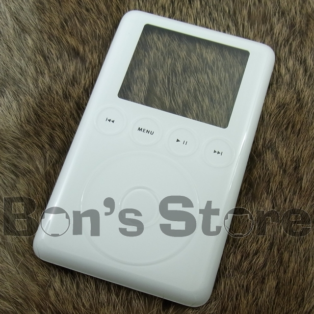 ipod 3rd front