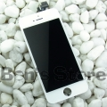 iphone 5 glass lcd white1