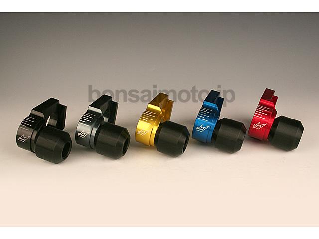 アクスルブロックスライダー HONDA CBR600RR (05-16) CBR1000RR(04-16) 全4色DRIVEN