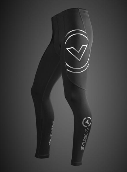コンプレッション ロングパンツ (RX7) VIRUS メンズ StayCool 冷速乾