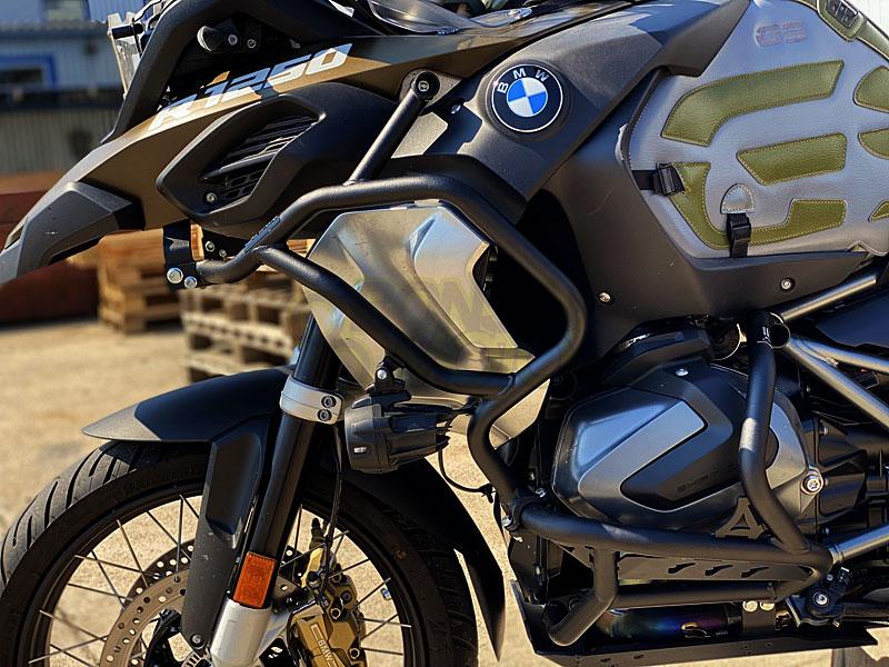 BMW R1250GS アドベンチャー アッパークラッシュバー