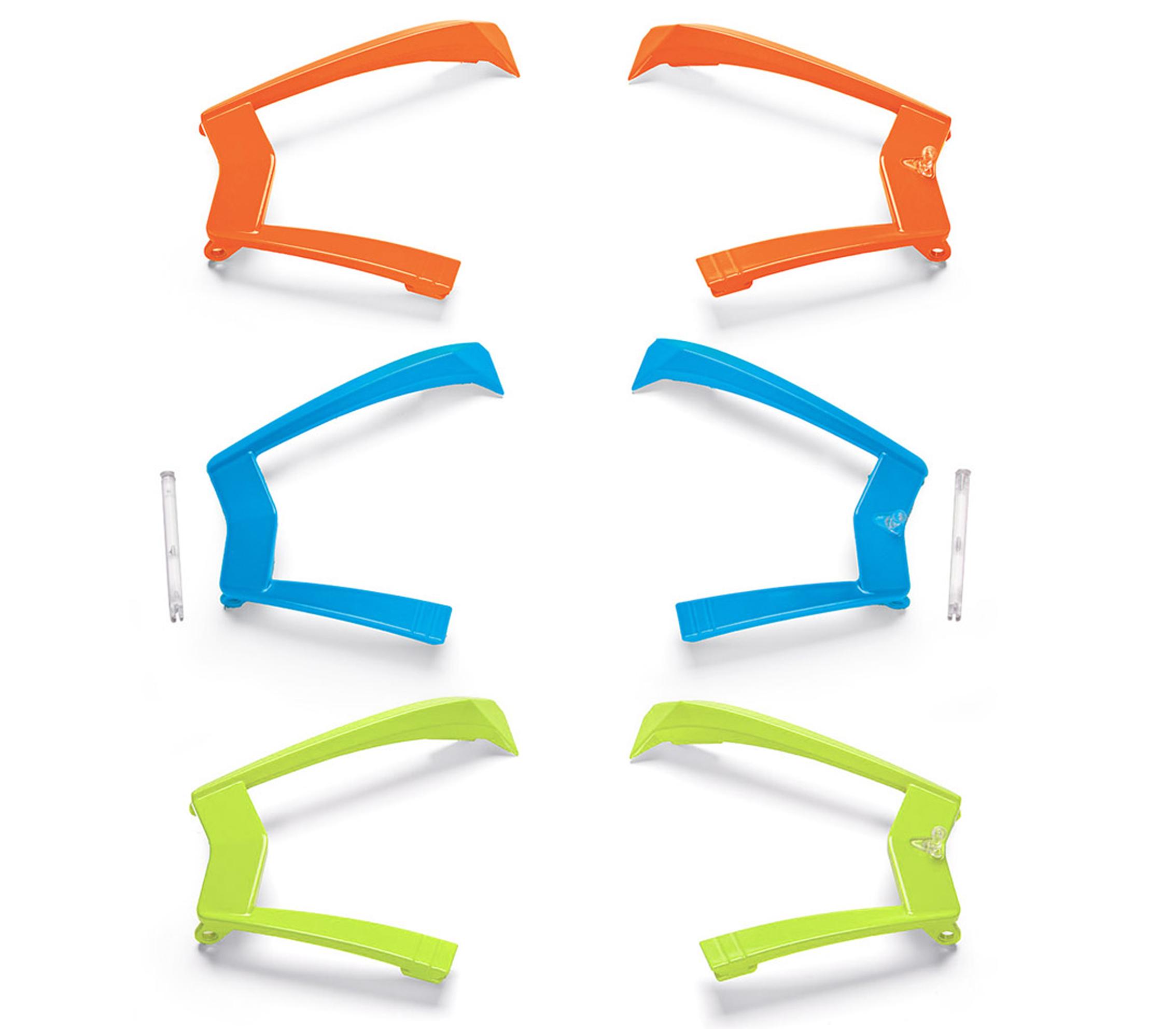RIDING CLOWS(ライディング・クロウズ)用ピン付き クロウ ペイントモデル