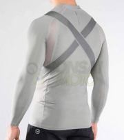 【新商品・定番】Xフォーム コンプレッション ロングスリーブ(Co28X)  VIRUS メンズ StayCool  冷速乾