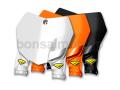 KTM Fナンバープレート 13-14
