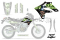 KLX250 (04-07) AMRデカール シュラウドキット