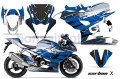 Suzuki GSX-R 1000 Sport Bike Graphic Kit (05-08) AMRデカール コンプリートキットSPORTSBIKE