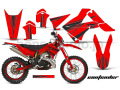 GASGAS EC250/300 (11-12) AMRデカール シュラウドキット