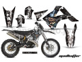 GASGAS EC250/300 (11-12) AMRデカール フルキット