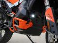 KTM795 OUTBACK motortek クラッシュバー+スキッドプレート