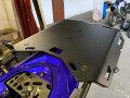 Yamaha Tenere700 (20) リアキャリア OUTBACKmotortek